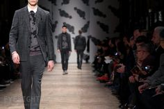 Viktor & Rolf AW 13-14 Menswear    Image credits: Mathias Wendzinski