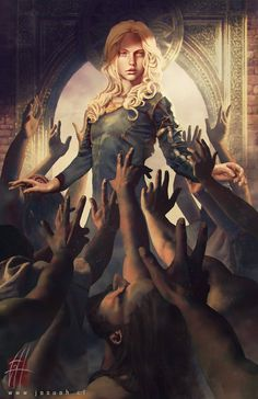 Daenerys Targaryen - Game of Thrones - Josu Hernaiz