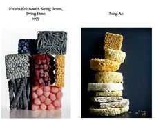 Feels Familiar? Irving Penn VS Sang An. #Hommage Krispie Treats, Rice Krispies, Irving Penn, Singing, Feels, Frozen, Breakfast, Desserts, Inspiration