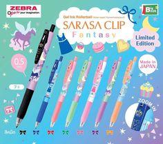 Sarasa Pens, Diy Canvas Art, Pencil Cases, Ten, Lip Balm, Beautiful Things, Stationary, How To Make, Painting
