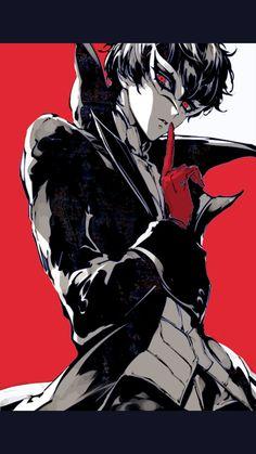 Protagonista de Persona 5