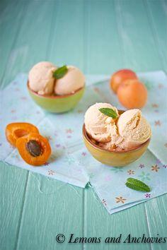 Apricot Frozen Yogurt