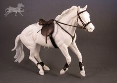 CK Tiny Tack:  all purpose set for model horses - cross country horse riding