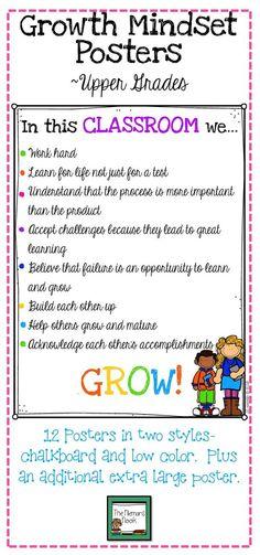 Growth Mindset: