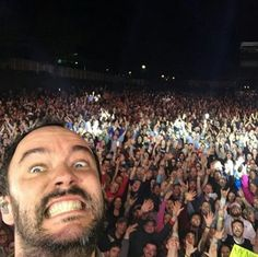 Dave at the Bangor Maine's show June 8, 2016