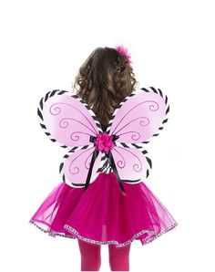 Zebra Child Wings – Spirit Halloween