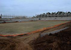 #EstadioCAP   El #Estadio de #Peñarol, a 16 meses del inicio de las #obras de #construcción