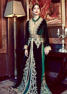 Moroccan Caftan / Rafinity haute couture