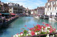 Annecy, une Venise en Haute-Savoie