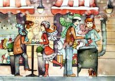 Szeme gesztenye Illustrations, Illustration Art, Everyday Objects, Naive, Female Art, Ankara, Folk Art, Mosaic, My Arts