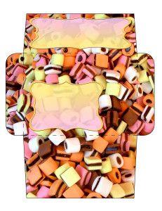 Candy Envelopes