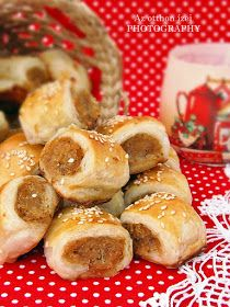 Ny Food, Hungarian Recipes, Hungarian Food, Salty Snacks, New Years Party, Chinese Food, Chinese Recipes, High Tea, Pretzel Bites