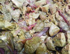 coratella di agnello al vermentino #ricettedisardegna #sardegna #sardinia #food #recipe #cucinasarda