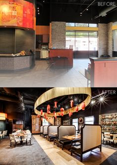 Before After Howard Wangs Southlake By Pulp Design Studios