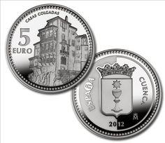 Moneda 5 € - MONEDAS - EURO - EURO CONMEMORATIVO - [ESPAÑA] - CAPITALES Y CIUDADES AUTÓNOMAS