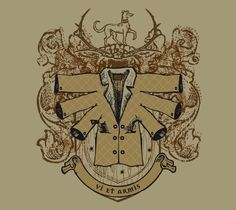 Coat of Arms - Threadless T's