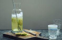 Chá verde gelado com laranja | Panelinha - Receitas que funcionam