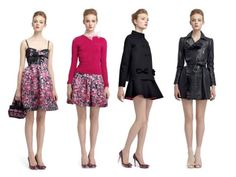 RED Valentino Pre-Collection for 2013 Spring/Summer | Fashion Trends 2016, fashion shows, weeks and LookBooks from FLooks.net