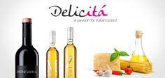 DLRdesign arbeitet am Projekt delicita.de! Online Portal und Shop für italienische Spezialitäten und Hersteller aus Süditalien. A passion for italian tastes! Coming soon ...