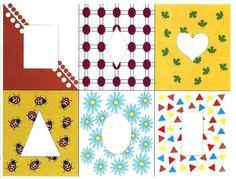 Подбери заплатку   Радуга Matcha, Advent Calendar, Puzzle, Kids Rugs, Shapes, Holiday Decor, Pattern, Home Decor, Teaching