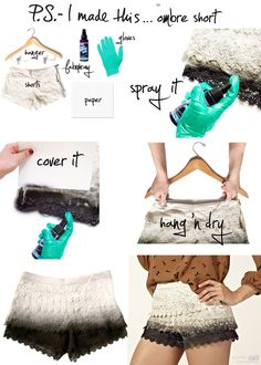 otra idea para customizar tus prendas