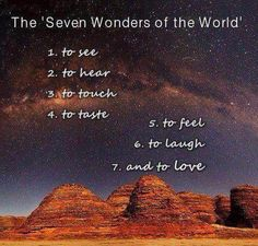 7 wereldwonderen
