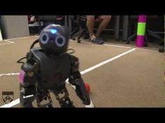 Humanoid Robots Playing Soccer at RoboCup, Part 1 International Soccer, Humanoid Robot, Drones, Robots, Deadpool, Darth Vader, Superhero, Robotics, Robot
