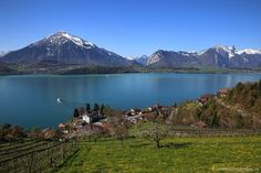 Sigriswil am Thunersee
