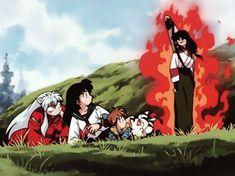 Image de kirara, inuyasha, and kagome Inuyasha Memes, Inuyasha Funny, Inuyasha Fan Art, Inuyasha And Sesshomaru, Kagome And Inuyasha, Miroku, Kagome Higurashi, Manga Anime, Anime Art