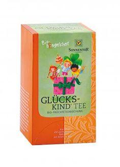 Tee Gl�ckskind Bio Fr�chteteemischung