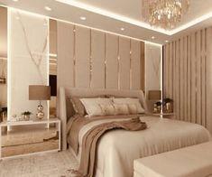 Modern Luxury Bedroom, Luxury Bedroom Design, Master Bedroom Interior, Room Design Bedroom, Bedroom Furniture Design, Home Room Design, Luxurious Bedrooms, Home Decor Bedroom, Master Room Design