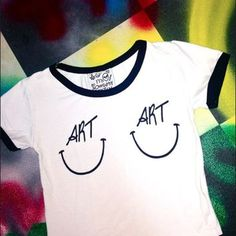 SWEET LORD O'MIGHTY! ARTTITS RINGER TEE from OMIGHTY | Graphics