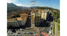 Brasov: De cate ori v-ati dat intalnire la Modarom? Romania, Times Square, Louvre, Building, Travel, Viajes, Buildings, Destinations, Traveling