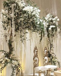 What's up - All The World Wedding Ideas Elegant Wedding, Floral Wedding, Wedding Flowers, Dream Wedding, Wedding Arches, Wedding Stage Decorations, Wedding Flower Inspiration, Flower Backdrop, Backdrops For Parties