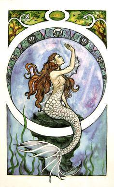 Google Image Result for http://fc06.deviantart.net/fs70/i/2010/195/a/3/Art_Nouveau_Mermaid_by_Farothiel.jpg
