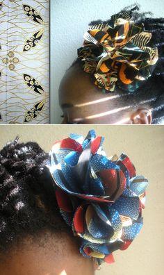 Wasijiru hair accessories