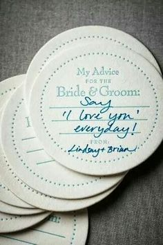 Marriage note