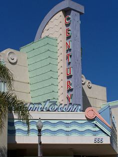 Period Movie Theaters - Century Theater - Downtown Ventura | Flickr - Photo Sharing!
