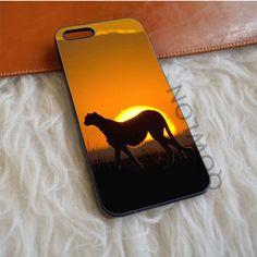 African Leopard Sunset iPhone 5 | 5S | SE Case