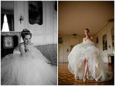 Marie Antoinette Wedding Photo Shoot