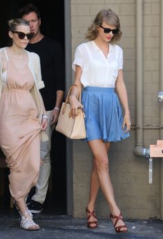 Taylor swift and Jamie L.A
