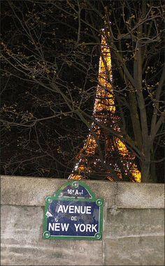 Avenue de New-York, #Paris