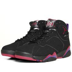Nike Air Jordan VII Retro 'Raptors'  Black