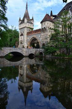 Vajdahunyad Castle - Budapest, Hungary