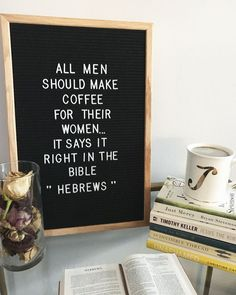 Pin By Carleigh Lipman On Kitchen Fun Frases De Cafe Palabras Great Quotes, Me Quotes, Funny Quotes, Inspirational Quotes, Motivational, Felt Letter Board, Felt Letters, Felt Boards, Funny Letters