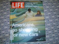 LIFE Americans Go Shopping for New Cars October 8 by LONLAR803, $10.00