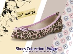 Flats Shoes Collection Pakar Moda NIñas