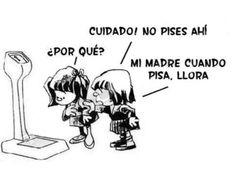 Chiste #humor #básculas #adelgazar