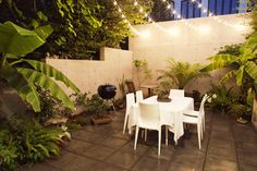 Patio String Lights Design Ideas, Pictures, Remodel And Decor