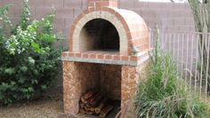 brick pizza oven outdoor How to Build an Outdoor Wood Fired Pizza Oven by BrickWood Ovens Outdoor Pizza Oven Kits, Brick Oven Outdoor, Bricks Pizza, Brick Oven Pizza, Oven Diy, Bread Oven, Four A Pizza, Wood Oven, Traditional Landscape